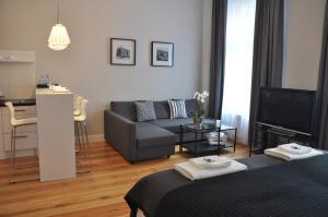 Apartament Grey