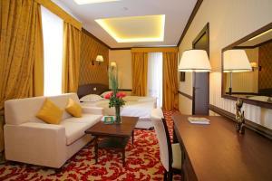 Отель Компасс - фото 7