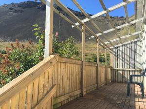 Öxl Guesthouse, Venkovské domy  Búðir - big - 32
