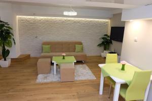 Apartament Latte, Apartmány  Krakov - big - 8