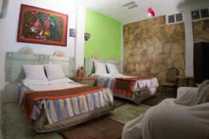 Hotel Tulum Iguanas