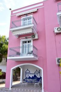 Pelagos Studios, Aparthotely  Agia Marina Aegina - big - 13