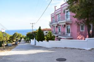 Pelagos Studios, Aparthotely  Agia Marina Aegina - big - 15