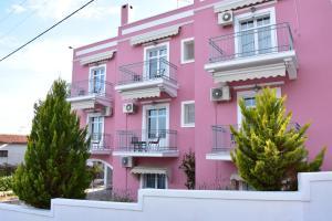 Pelagos Studios, Aparthotely  Agia Marina Aegina - big - 12