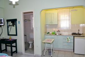 Pelagos Studios, Aparthotely  Agia Marina Aegina - big - 9