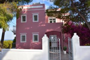 Pelagos Studios, Aparthotely  Agia Marina Aegina - big - 6