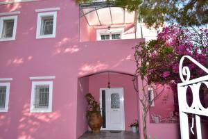 Pelagos Studios, Aparthotely  Agia Marina Aegina - big - 5
