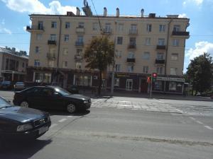 Smolyachkova Apartment