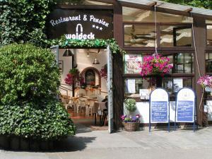 Pension im Bergrestaurant Waldeck