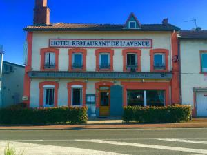 Hotel de l'Avenue