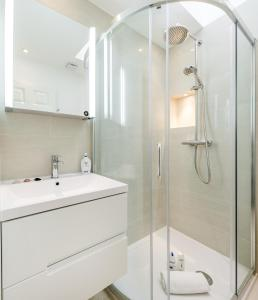 Luxury 2 bed apartment in South Kensington