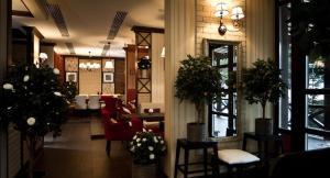 Отель Компасс - фото 6