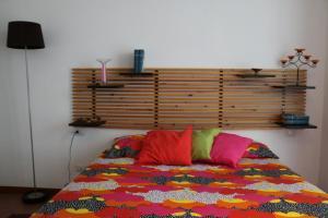 Appartamento Paderno Dugnano, Apartmány  Paderno Dugnano - big - 49