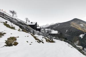 La Pedevilla, Alpesi faházak  San Vigilio Di Marebbe - big - 34