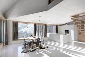 La Pedevilla, Alpesi faházak  San Vigilio Di Marebbe - big - 33