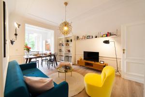 Sweet Inn Apartment - Avenue Louise, Брюссель