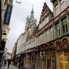 Duplex in historical Ghent(Gante)