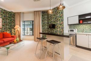 Inner city spacious one bedroom apartment, Apartmanok  Auckland - big - 5