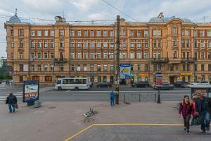 Apartment Bolshaya Zelenina 13