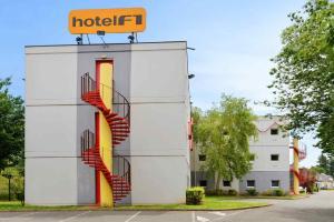 hotelF1 Saint Etienne Andrézieux