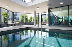 Southbank Skyhigh, Apartmanok  Melbourne - big - 17