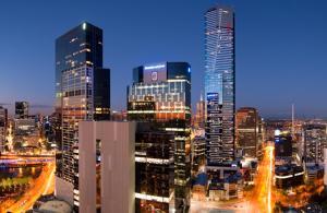 Southbank Skyhigh, Apartmanok  Melbourne - big - 9