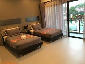 Tandeaw View, Hotely  Hua Hin - big - 71