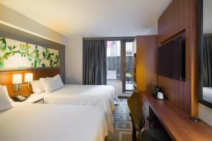 Hilton Garden Inn Central Park South, Hotely  New York - big - 37