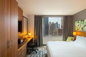 Hilton Garden Inn Central Park South, Hotely  New York - big - 8