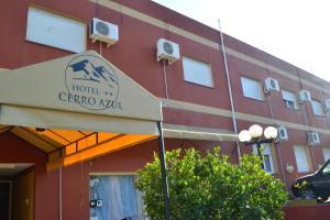 Hotel Cerro Azul, Отели  Вилья-Карлос-Пас - big - 15