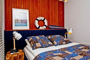BlueApart Apartamenty Na Plaży Jastarnia, Apartmanok  Jastarnia - big - 39