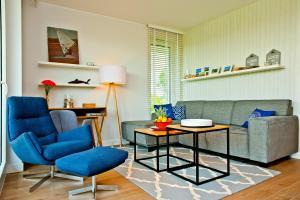 BlueApart Apartamenty Na Plaży Jastarnia, Apartmanok  Jastarnia - big - 23