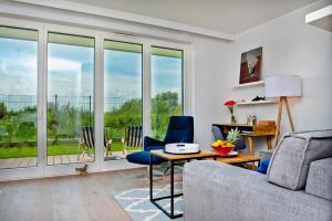 BlueApart Apartamenty Na Plaży Jastarnia, Apartmanok  Jastarnia - big - 9