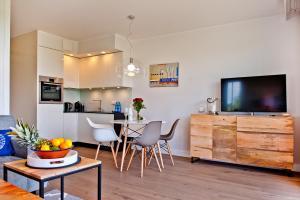 BlueApart Apartamenty Na Plaży Jastarnia, Apartmanok  Jastarnia - big - 26