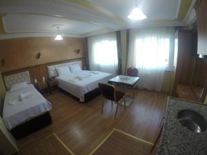 Arat Apartments, Aparthotels  Istanbul - big - 81