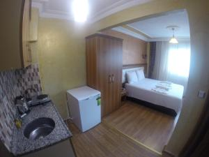 Arat Apartments, Апарт-отели  Стамбул - big - 75