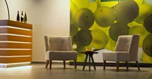 Weinhotel Kaisergarten, Hotels  Alzey - big - 31
