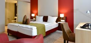 Weinhotel Kaisergarten, Hotels  Alzey - big - 27