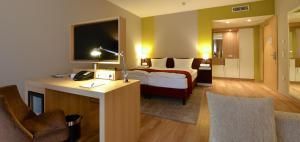 Weinhotel Kaisergarten, Hotels  Alzey - big - 10
