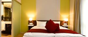 Weinhotel Kaisergarten, Hotels  Alzey - big - 25