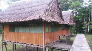 Amazon Eco Tours & Lodge, Хостелы  Santa Teresa - big - 47