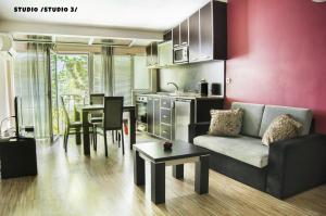 Apartment «YES Varna Studios», Varna