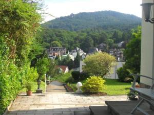 Haus Sahlbach, Ferienwohnungen  Baden-Baden - big - 7