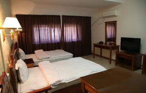 Отель Казыбек - фото 8
