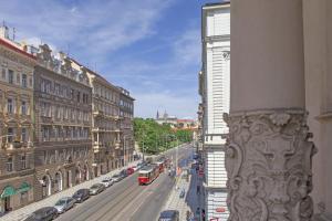 Hotel Atos, Hotels  Prague - big - 66