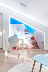 Studio Apartment Blue - фото 3