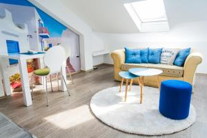 Studio Apartment Blue - фото 2