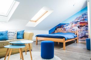 Studio Apartment Blue - фото 5