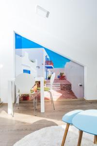 Studio Apartment Blue - фото 12