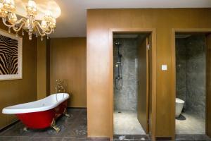 D6HOTEL-Wuhouci, Отели  Чэнду - big - 12
